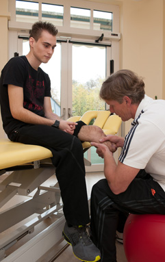 Physiotherapie nach Amputationen