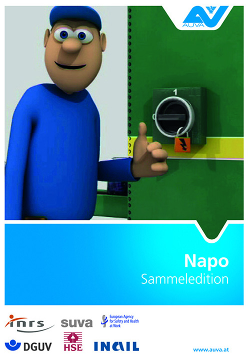 DVD-Cover Napo Sammeledition