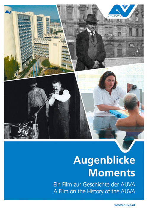 "Cover der DVD ""Augenblicke - Moments"""
