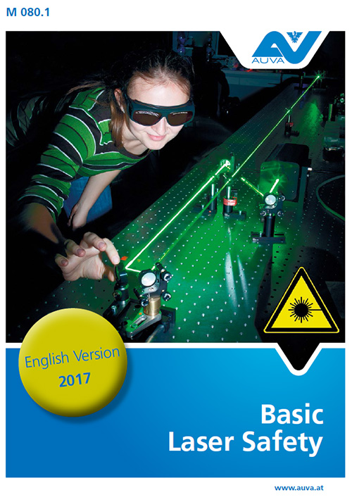 Cover - M 080.1 Basic Laser Safety
